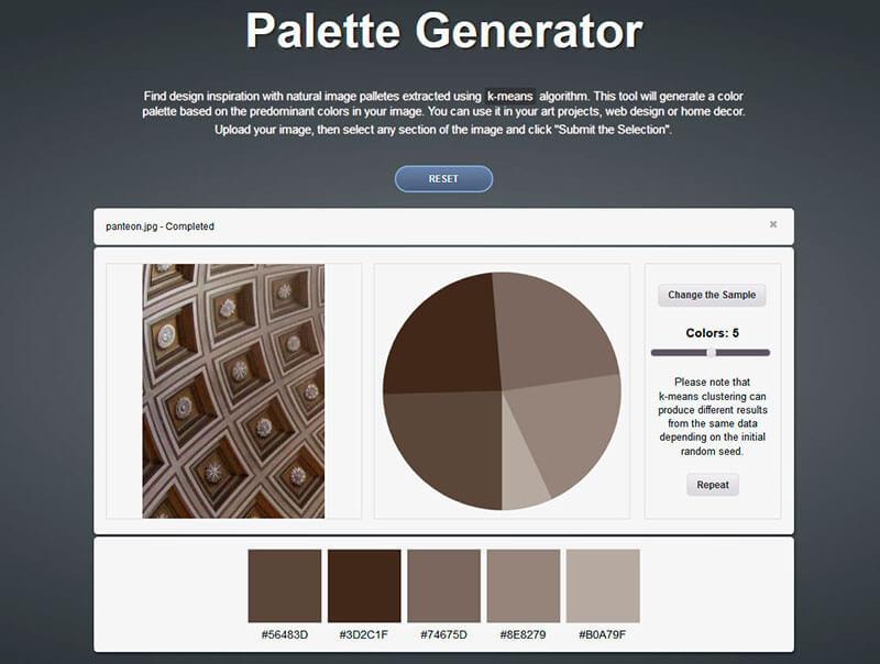 palette generator