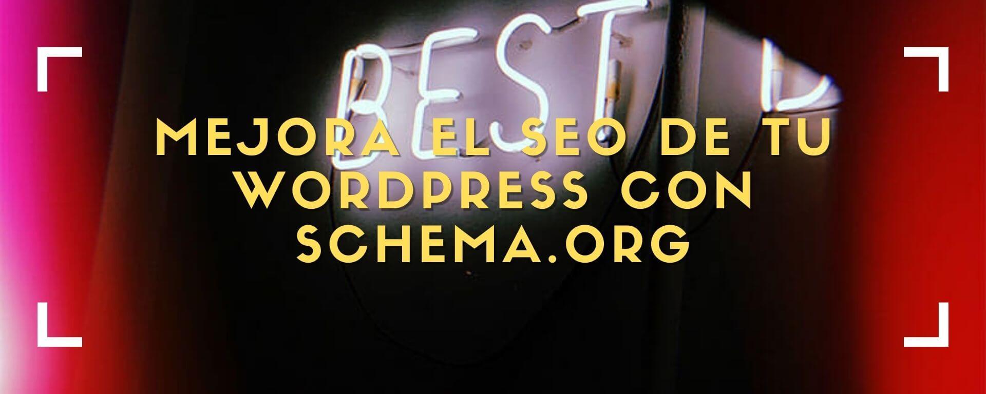 schema Wordpress
