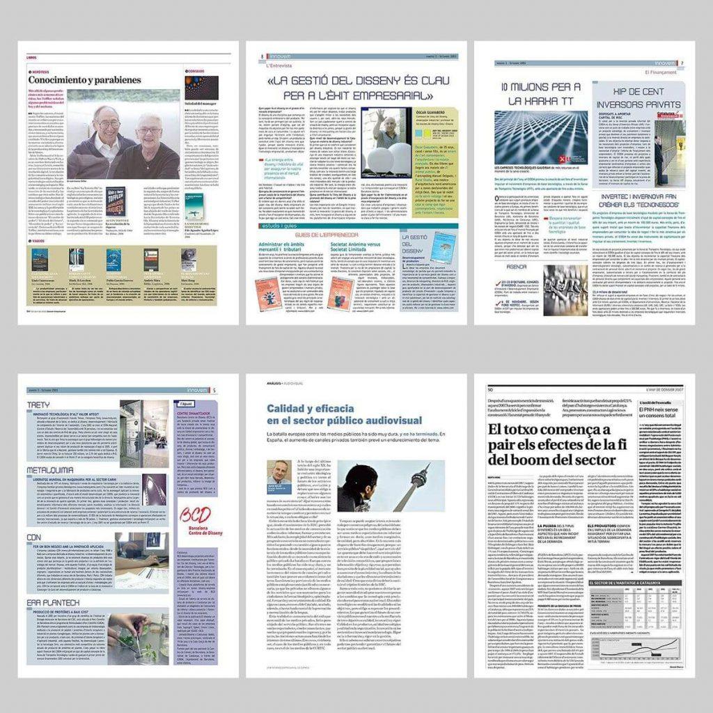 maquetas editorial