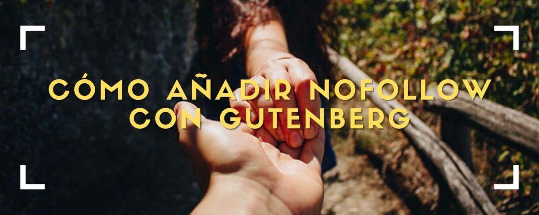nofollow Gutenberg