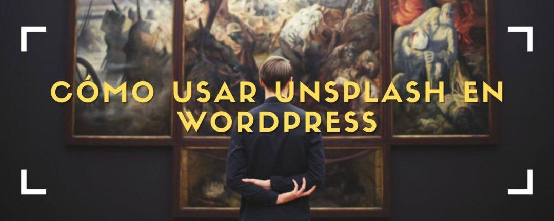Unsplash Wordpress