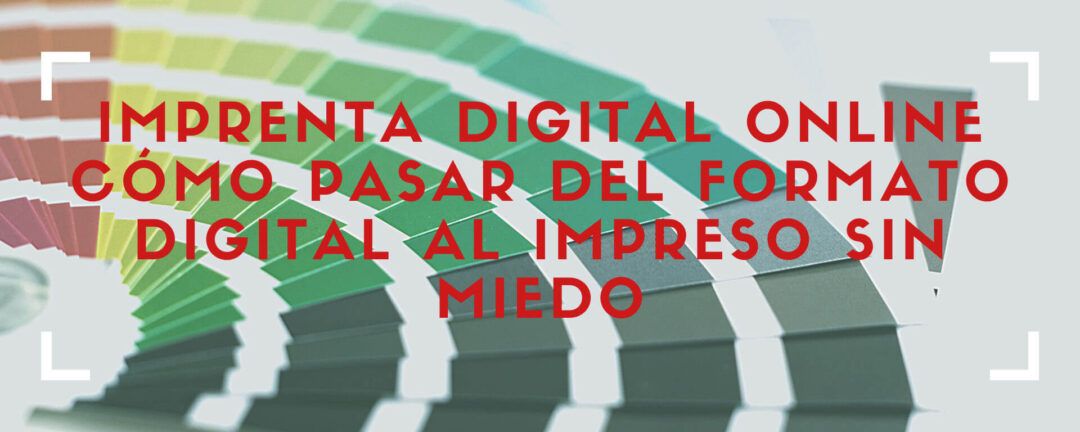 imprenta digital online