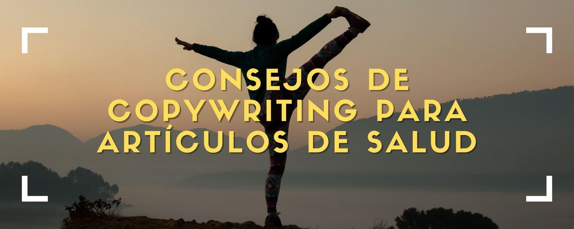 copywriting para salud y bienestar