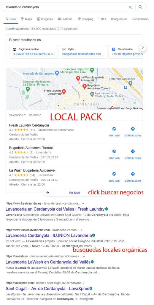 Guía de SEO local para posicionarte en Google