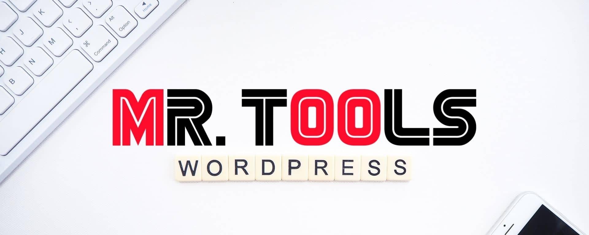 Mr. Tools