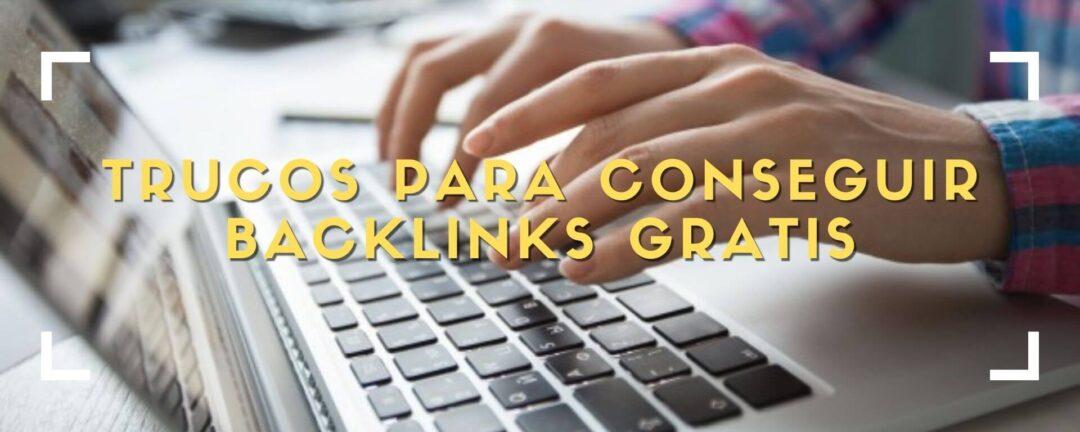 trucos backlinks gratuitos